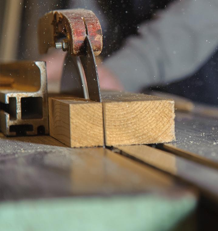Sägewerk Holz Keespe