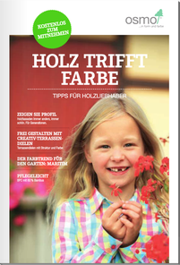 Holz trifft Farbe