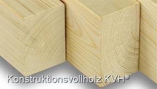 Konstruktionsvollholz Holz Keespe